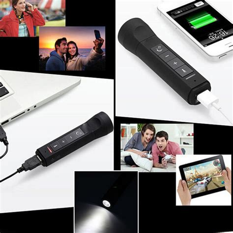 Multifunction Led Torch Power Bank 2000mah With F Diskon led multifunction torch power bank 2000mah with fm