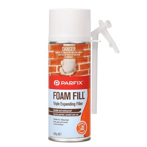 styrofoam filler parfix 340g expanding foam filler ebay