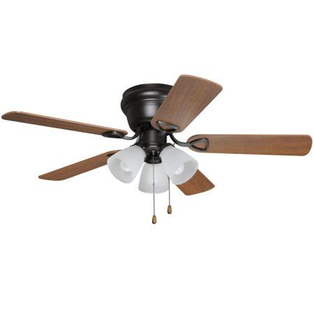 walmart ceiling fans with lights chapter 42 quot 3 light bronze ceiling fan walmart com