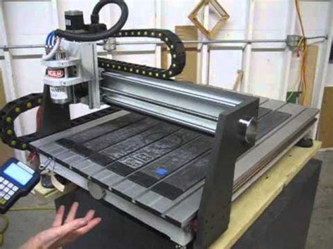 sold  laguna iq hhc benchtop cnc router  youtube