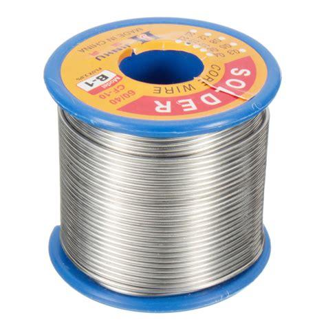 flux solder 500g 1 5mm flux 2 0 solder wire lead 60 40 hq flux