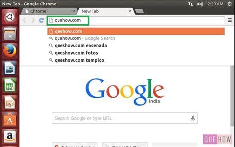 how to install chrome on ubuntu how to install google chrome and customize it in ubuntu