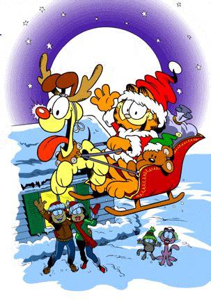 recopilacion postales  navidad garfield christmas christmas cartoon movies christmas humor