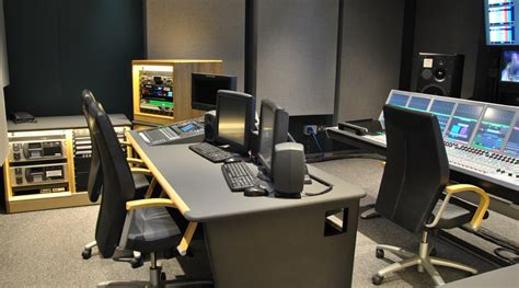 Radio Studio Furniture by Mw Systems Technical Furniture For Broadcast