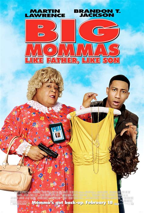 Big Mommas Like Father Like Son Picture 1