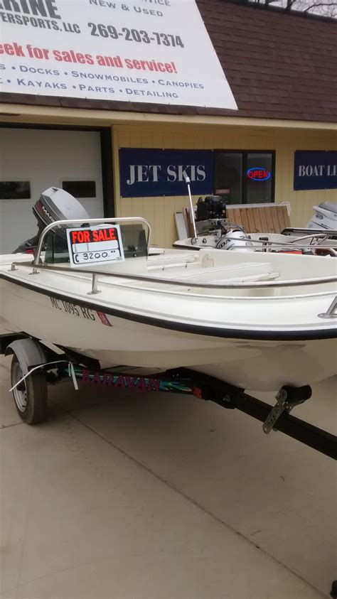 boats for sale in richland mi used boats richland mi genes marine and power sports llc
