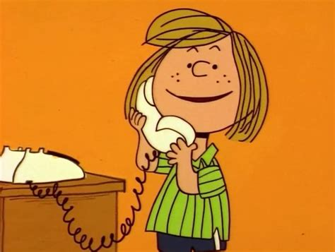peppermint patty charlie brown s non holiday specials you re in love