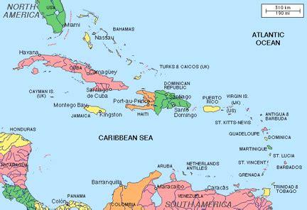 caribbean sea map caribbean sea map map2