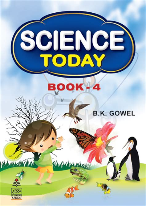 school days reillustrated edition house chapter book books science today book 4 by b k gowel