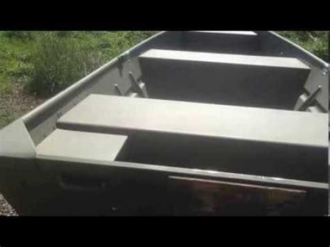 lowe jon boat serial number tracker jon boat review youtube