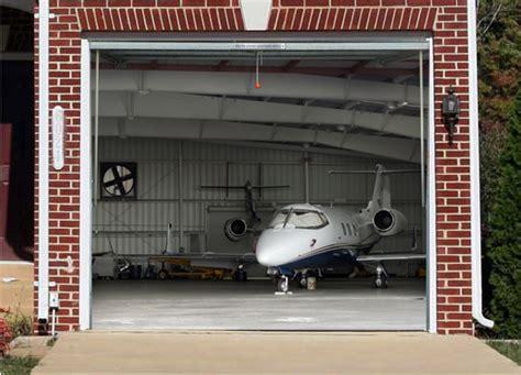 Airplane Garage by 3d Effect Garage Door Billboard Cover Sticker Plane Hangar