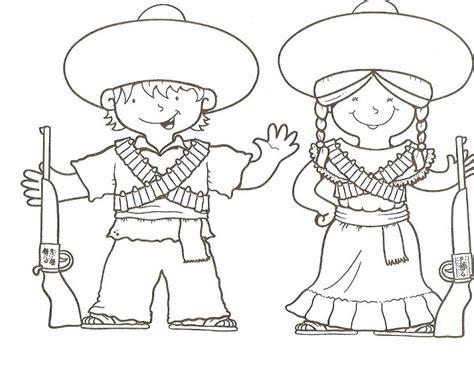 imagenes de la revolucion mexicana para niños faciles pinto dibujos dibujos de revolucionarios de la revoluci 243 n