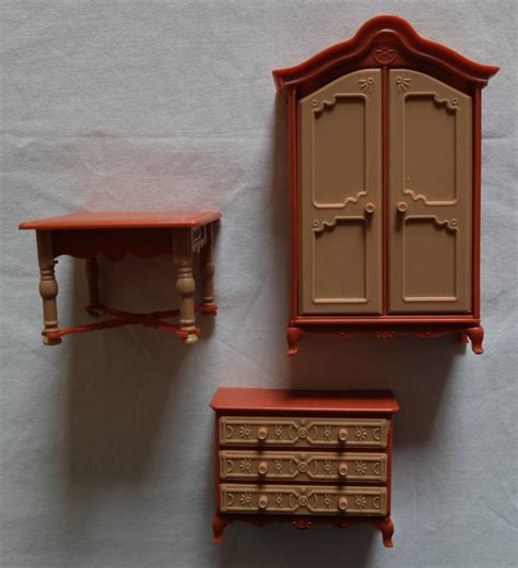 plastic dolls house furniture 1000 images about dolls house jean blue box plastic on pinterest