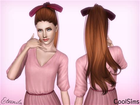 sims 3 hair retextures tumblr my sims 3 blog coolsims 103 hair retextures by eternila
