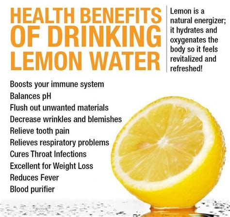 Benefits Of Detox Water In Urdu by Things I Like Thursday Lemon Water Health Benefits And