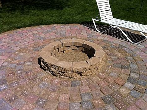diy pit pavers diy pit 13 home design garden architecture