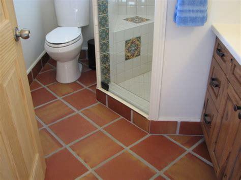 saltillo tile bathroom heidi s saltillo bathroom