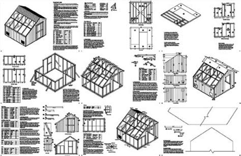 shed plans greenhouse garden shed plans  xx