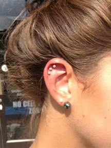 ear earring best 25 ear piercing ideas on