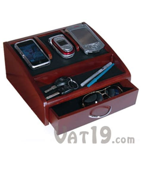 electronic charging station charging station space efficient electronics charging valet