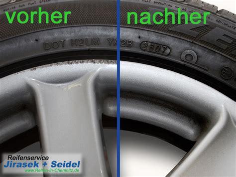 Felgen Lackieren Und Reparieren by Reifen Schlauch Und Alufelgen Reparatur Chemnitz