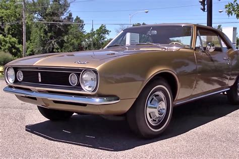 first chevy ever made video first camaro ever built found restored to