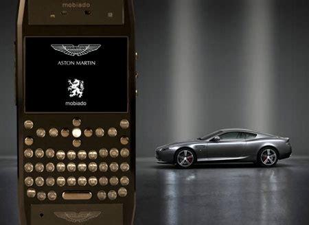 Lyrics To Aston Martin by Grand 350 Aston Martin Cell Phone By Mobiado Gadgets