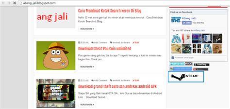 membuat widget wordpress sendiri cara membuat widget blog sendiri abang jali