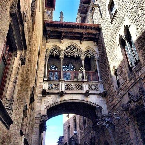 barcelona gothic quarter barcelona gothic quarter barcelona pinterest