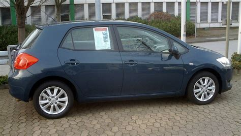 What Is Toyota File Toyota Auris 2008 Jpg Wikimedia Commons