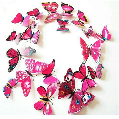 Stik Kreasi Kerajinan Tangan Souvenir Dan Hobi Isi 50pcs jual wallpaper kupu kupu hiasan kupu kupu 3d 1 set