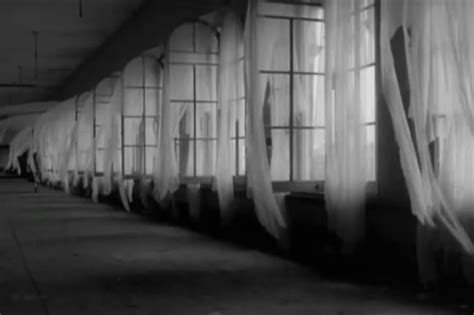 creepy curtains photography on pinterest black and white desktop