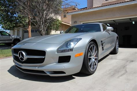 2011 mercedes benz sls amg coupe for sale