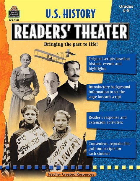 history readers theater grade   tcr teacher