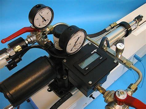 Tp Banc Hydraulique by Crea Technologie Groupe Hydraulique De Bateau