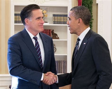 President Office by File P112912ps 0444 President Barack Obama And Mitt
