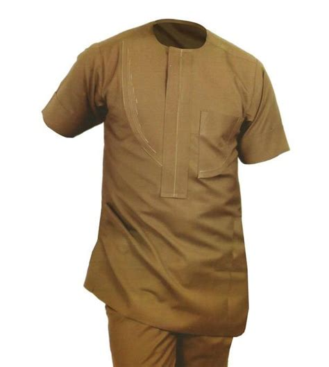 aso ebi styles for men top ten simple and creative aso ebi styles for men dabonke