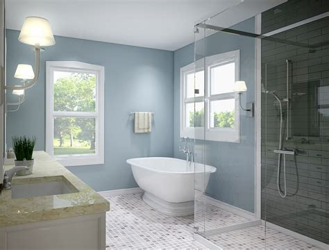 easy clean bathroom design 5 quick and easy bathroom tile ideas for every home tile