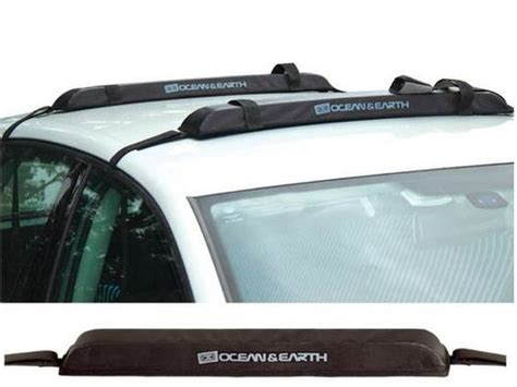 and earth sup longboard soft rack system single
