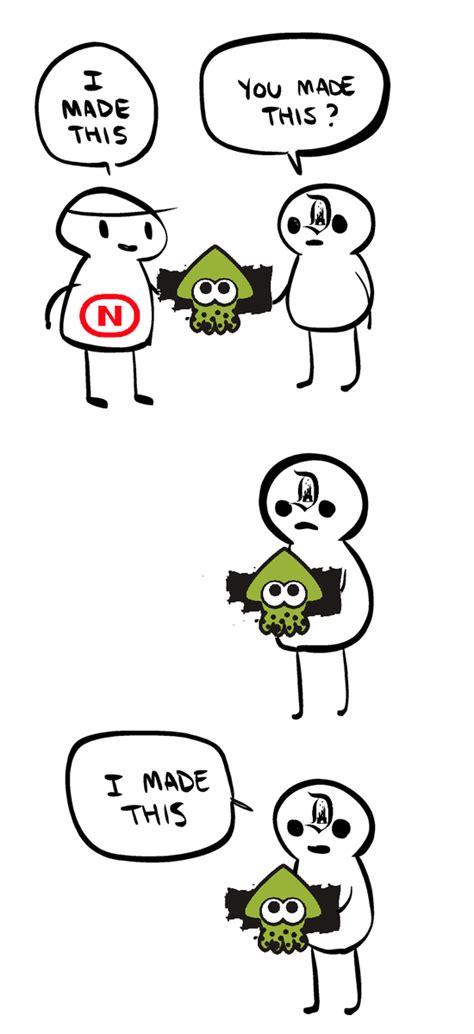 Made Meme - i made this splatoon know your meme