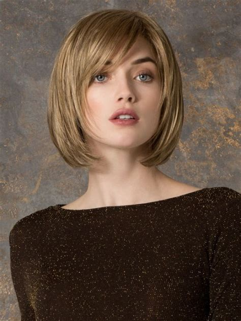 bangs for oblong faces and thick hair 16 easy short haircuts for thick hair olixe style