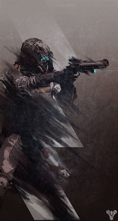 destiny phone wallpapers destinythegame