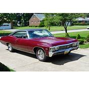1967 Impala SS427  One Of The Best Looking Cars All
