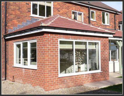 garden room extension ideas garden room with tiled roof extension ideas