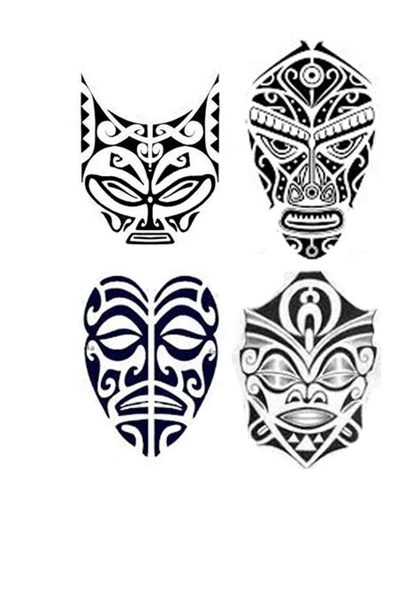 polynesian and tribal tattoo 1519 best maori polynesian images on