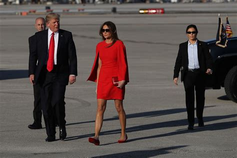 the first ladys trip to china the white house here s how much first lady melania trump spends on her