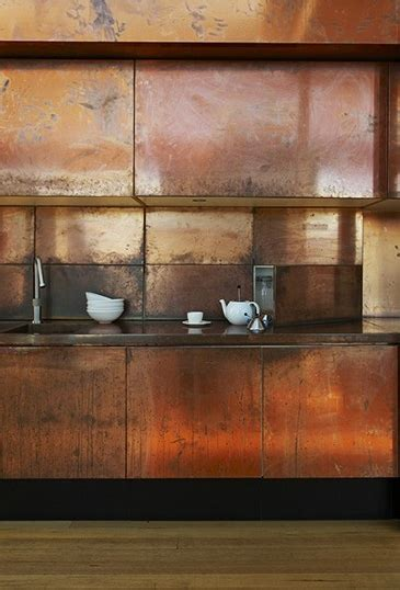 obsessed with copper kitchen benko