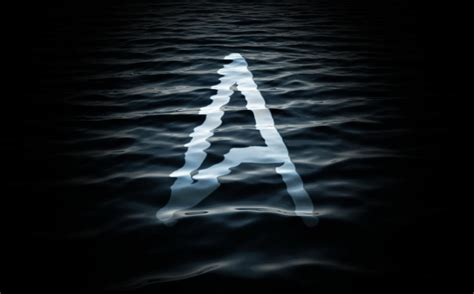 typography tutorial photoshop abduzeedo berbagi beautiful water effect in photoshop cc