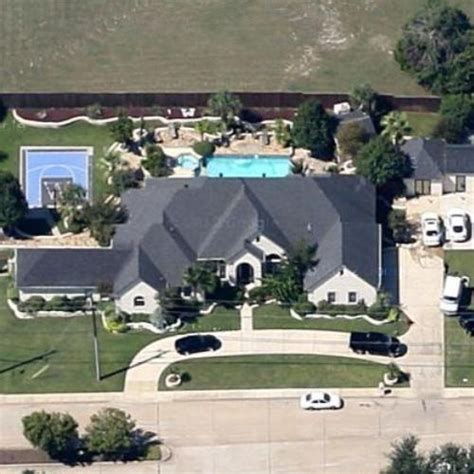 in house dez bryant s house in desoto tx maps