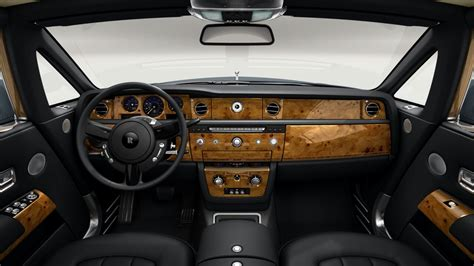 roll royce wood rolls royce phantom coupe elm cluster wood